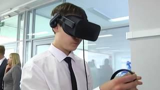 Уроки труда в виртуальной реальности