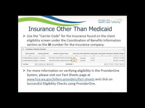 Direct Data Entry (DDE) Dental Claims in ProviderOne