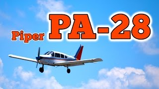 Regular Car Reviews: 1964 Piper PA-28 Cherokee Archer II