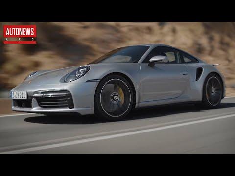 Новый Porsche 911 Turbo S: все еще лучший спорткар!?