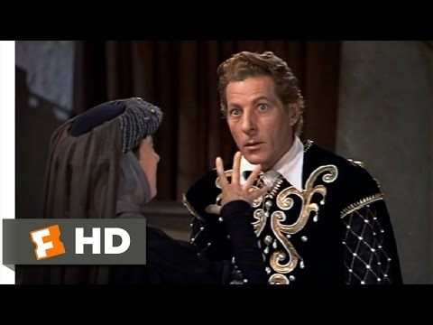 The Court Jester (4/9) Movie CLIP - Bewitched by Griselda (1956) HD