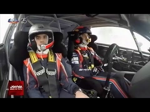 Co-drive Rally Monte Carlo 2018