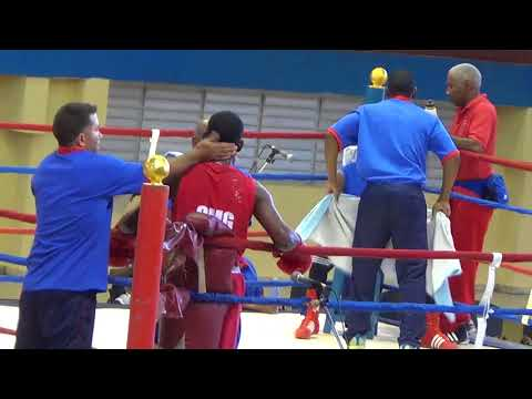 5) 64kg Yasnier Toledo (CMG) 3-0 A Luis Oliva (MTZ)