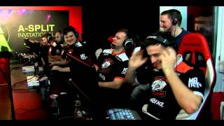Crazy paszaBiceps - ACHTUNG! @ Acer A-Split Invitational