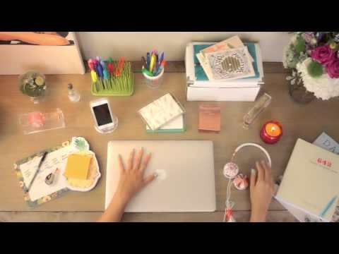 my-desk-essentials-+-organization!-missglamorazzi