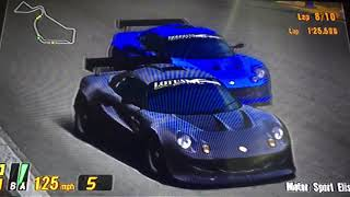 Gran Turismo 3 A-Spec Elise 190, The Lotus Elise Colors Races, Rome Circuit Part 2/2