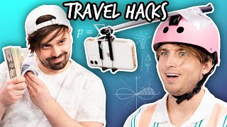 Travel Hacks (for 2025, probably)