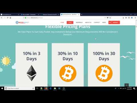 BitcoInvest Review And Payment Proof - Best Bitcoin Investment - Get Free Bitcoins