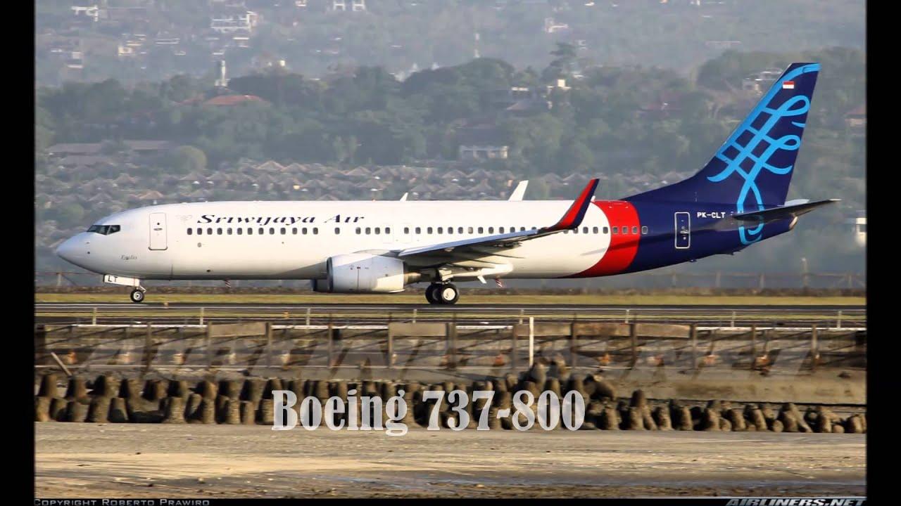 Lion Air Vs Sriwijaya Air Youtube