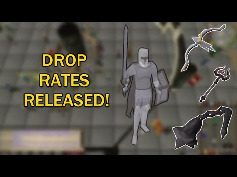 Revenant Drop Rates Released! How Rare Are The Wilderness