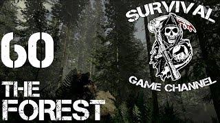 ОКУЛЬТУРИВАНИЕ ЛАГЕРЯ  The Forest прохождение [1080p] Часть 60