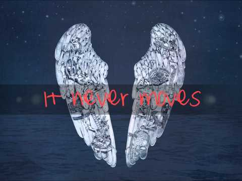 Coldplay - Always In My Head (Lyrics Video) HD