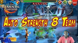 Auto Strength 8 Team - Might and Magic Elemental Guardians