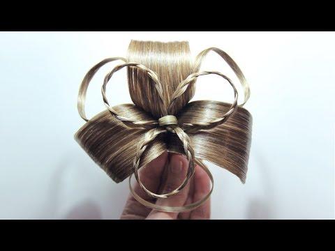 Украшение в волосы с кристаллами #4