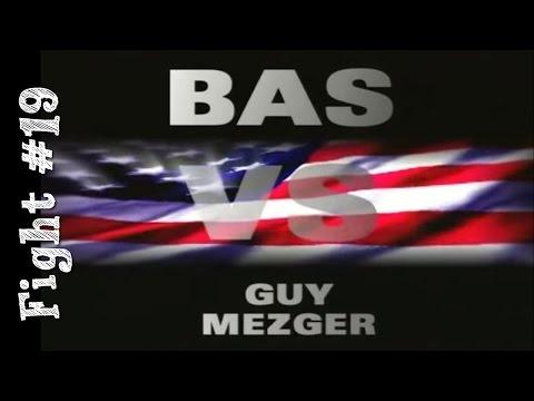Bas Rutten's Career MMA Fight #19 vs. Guy Mezger