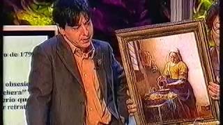 """JUAN CARLOS ORTEGA - Crónicas marcianas - """"La Lechera de Vermeer"""""""