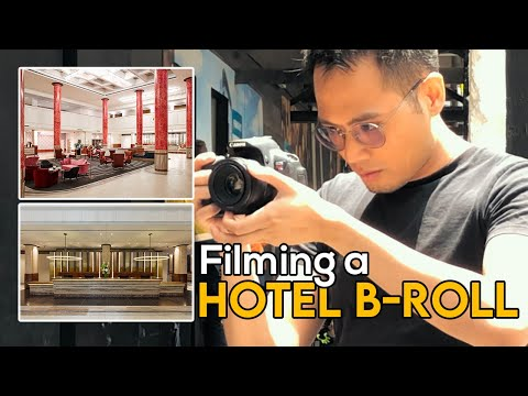 Hotel B-Roll | Primus Hotel Sydney (Behind The Scenes)