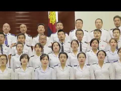 Chanmari West Corps Songsters,-Aw Sipai hote Lalpa