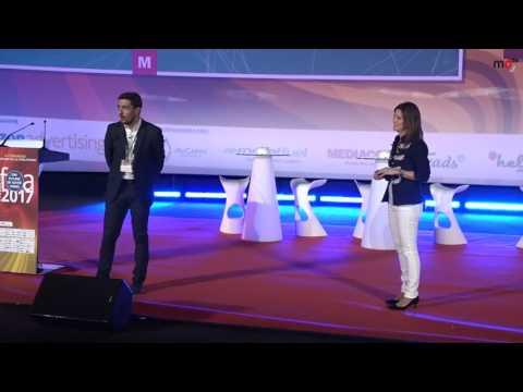 FOA 2017: Natalia López y Adolfo Fernández (Mediacom)