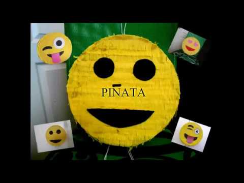 HOW TO MAKE PINATA/ PULL STRING / HAPPY CRAFTING 123