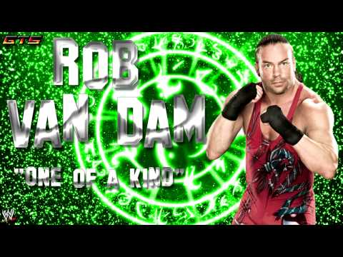 """2002: Rob Van Dam - WWE Theme Song - """"One of a Kind"""" [Download] [HD]"""