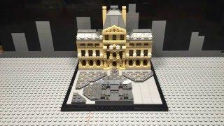 Lego Architecture Louvre - 21024
