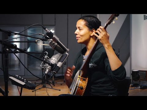 Rhiannon Giddens Details Collaborative New Album With Francesco Turrisi