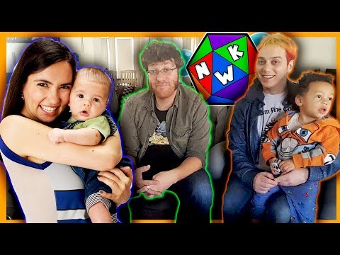 Nerds With Kids Podcast - Ep 1 - The Beginning