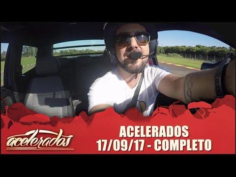 Acelerados (17/09/17) | Completo