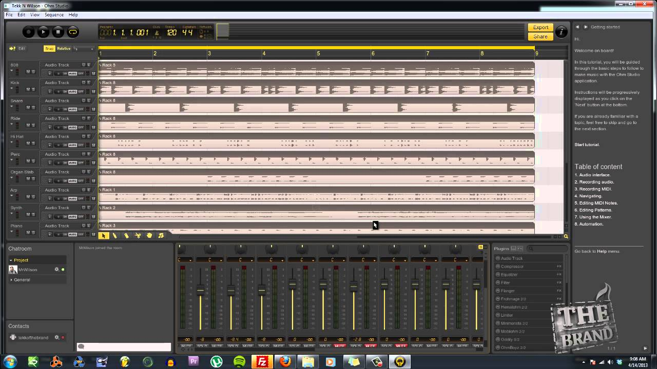 Best Beat Software Online Collaborative Daw Ohm Studio