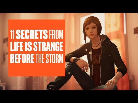 11 secrets in Life is Strange: Before the Storm
