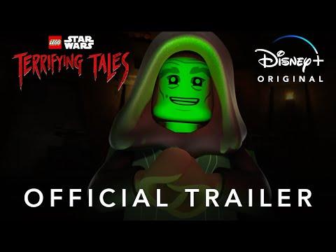 LEGO Star Wars Terrifying Tales   Official Trailer   Disney+