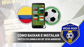 Instalado Patches Brasfoot Mobile