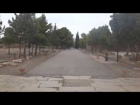Algerie - Timgad (2012) Part 1
