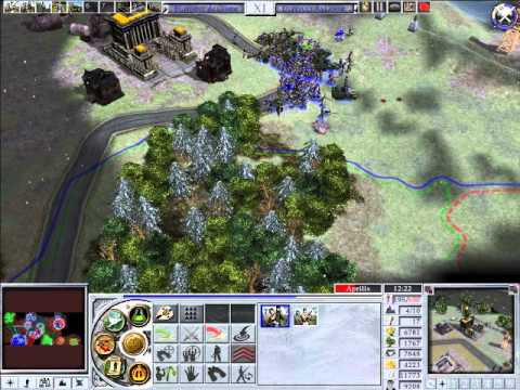 Empire Earth 2 American campaign mission 2 The Meuse Argonne i offensive