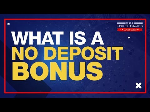 no deposit casino bonus usa 2019