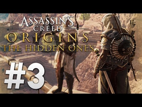 Let's Play | Assassin's Creed Origins: The Hidden Ones - #3 (1440p/Xbox One X)