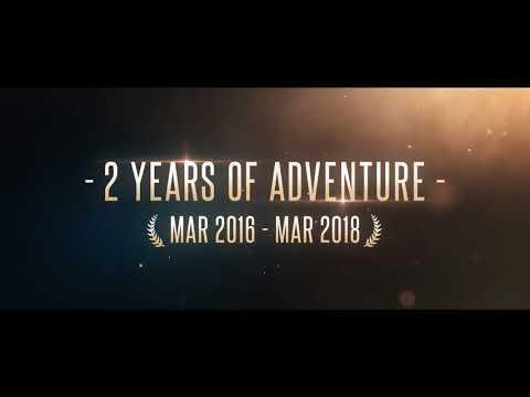 Black Desert Online [XOne/PC] 2nd Anniversary Trailer