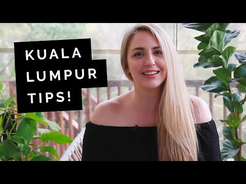 KUALA LUMPUR for FIRST-TIMERS || video by Little Grey Box