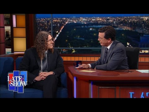 Weird Al Explains How He Keeps It Fresh