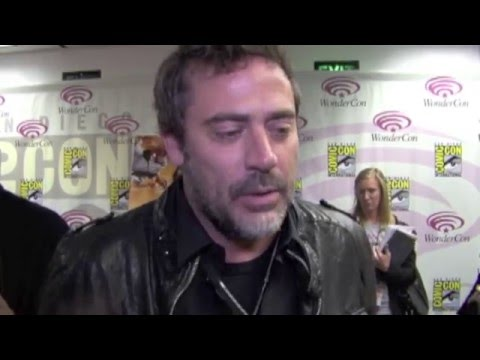 Jeffrey Dean Morgan Interview - The Losers (WonderCon)