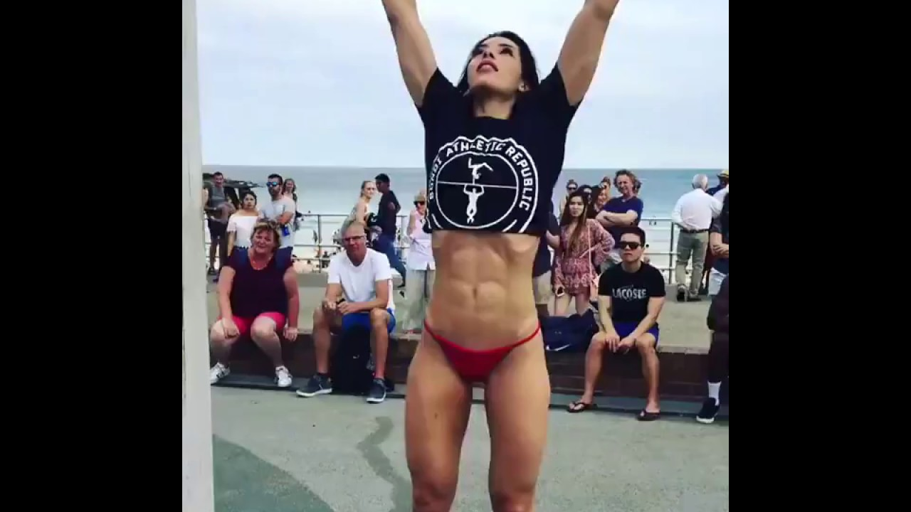 Image result for female pullups youtube