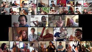 UN Symphony Orchestra -- tribute to public service