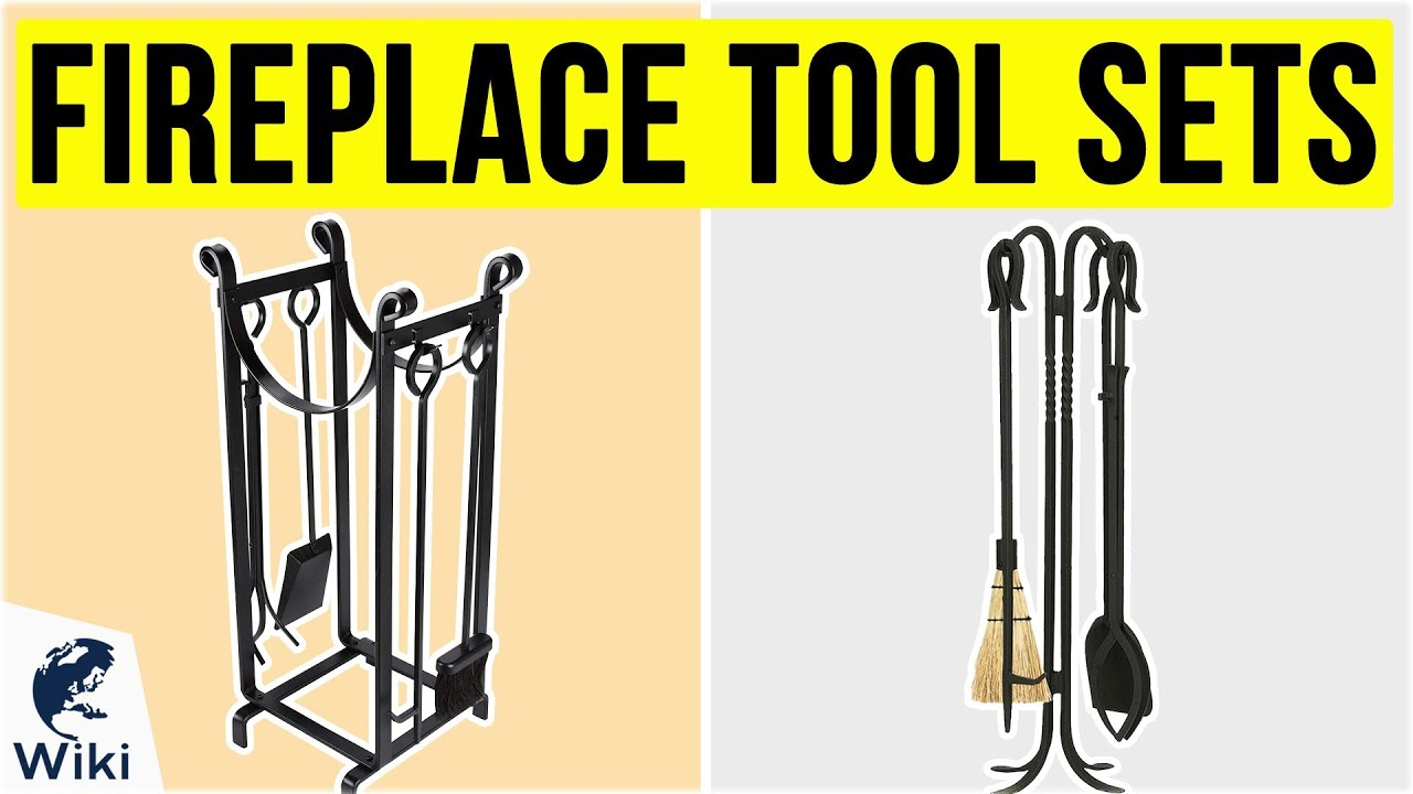 Top 10 Fireplace Tool Sets Of 2020