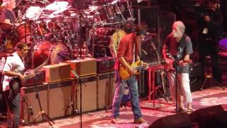 Dead & Company - I Need a Miracle - Cold Rain and Snow @ MSG 11.7.15