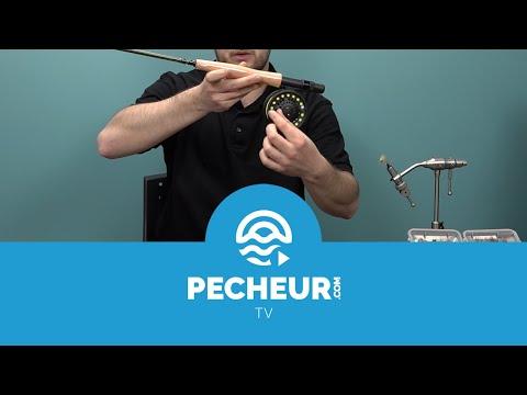 Quel matériel utiliser pour débuter la pêche de la truite à la mouche ? Tutoriel Pecheur.com