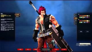 【クリティカ】KRITIKA 戦士 character creation HD1080p