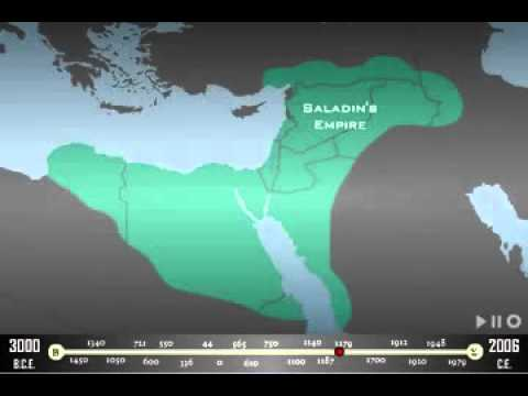 The Ancient History of The Israeli Territory