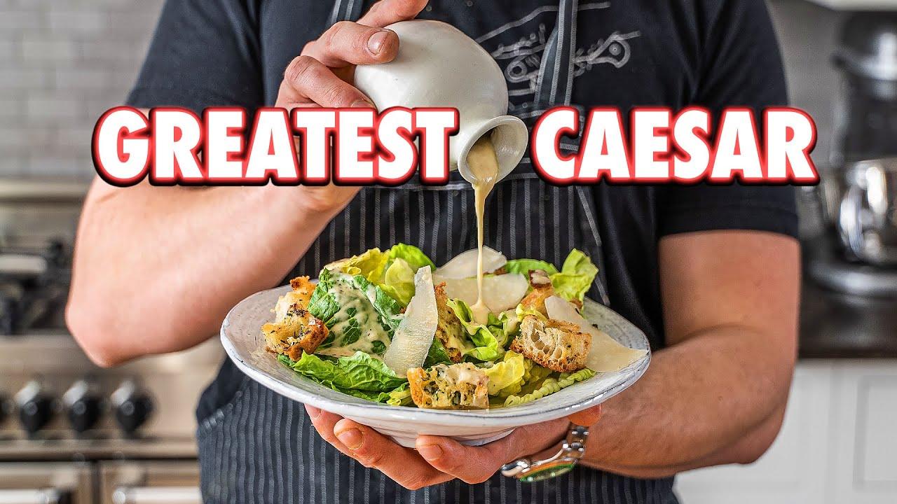 Greatest Caesar Salad