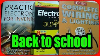 Back to school in electronics 2018-2019